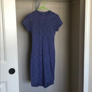 Lululemon T-shirt dress